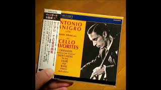Antonio Janigro Cello Favorites