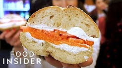 The Best Bagel And Lox In NYC   Best Of The Best