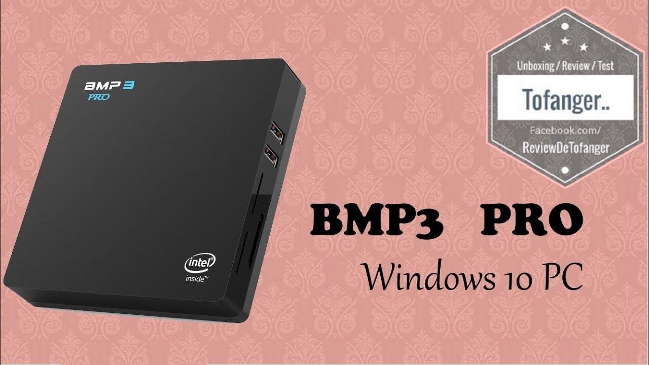Mini PC Windows 10 BMP3 PRO