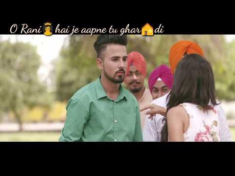 Punjabi boys Attitude song for whatspp status ¥Whatsapp status video¥