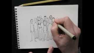 Draw Tip Tuesday - drawing a