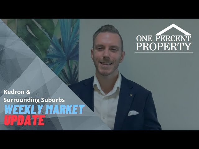 Kedron & Surrounding Suburbs Weekly Market Update   01.04.21