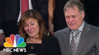Otto Warmbier's Parents Receive Standing Ovation At State Of The Union | NBC News