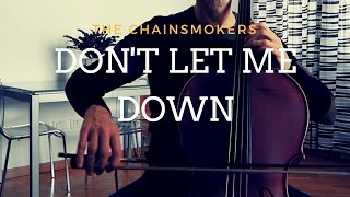 The Chainsmokers Don t let me down for cello and piano COVER.mp3