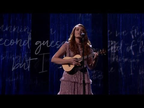 Americas Got Talent 2017 Mandy Harvey Finals Full Clip S12E23