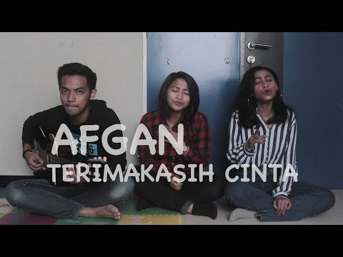 AFGAN - TERIMAKASIH CINTA  [COVER]