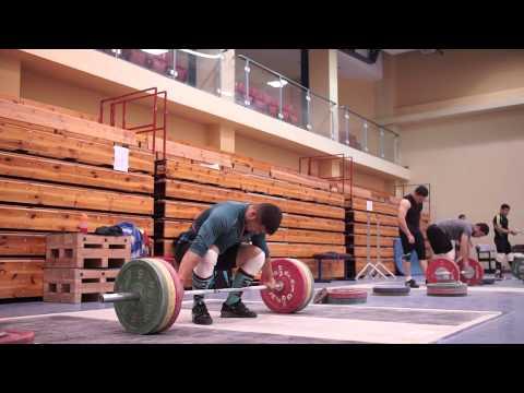 Zhassulan Kydyrbaev & Vladimir Sedov - Morning/Afternoon Workouts on June 15, 2015