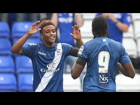 GREAT GOAL | Demarai Gray's thunderbolt against Leicester City