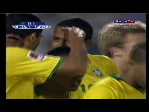 Brazil vs Germany (2-1) All Goals & Highlights [International Friendly
