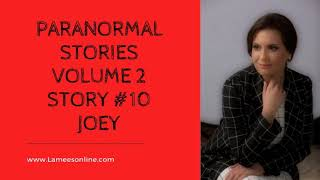 Story #10 Joey by Lamees Alhassar