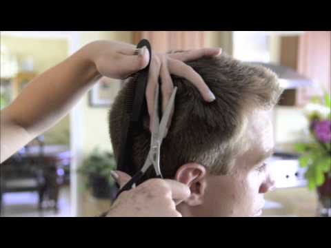 Basic Men's Haircut At Home| DIY