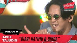 Diari Hatimu & Dinda - Apex Tajudin l Minggu 9 | Mentor Milenia 2019
