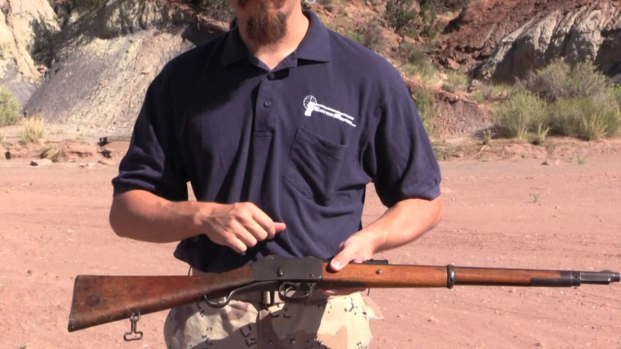 Watch on enfield carbine