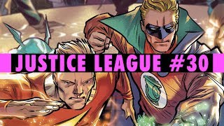 Justice/Doom War: Part One   Justice League #30 Review