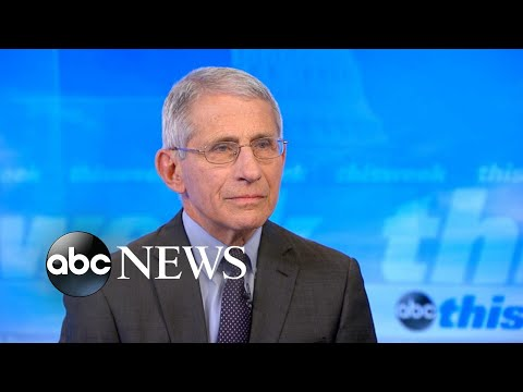 'Things will get worse before they get better': Dr. Anthony Fauci | ABC News