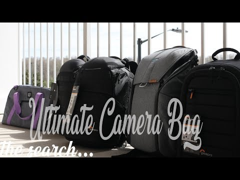 Ultimate Camera Bag Review 2018! Reviewing the Best Camera Backpacks Today