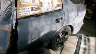 Ремонт Mitsubishi Galant после пожара(, 2015-04-26T19:57:15.000Z)
