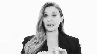 Elizabeth Olsen - Face Transformation | #wahyoutube