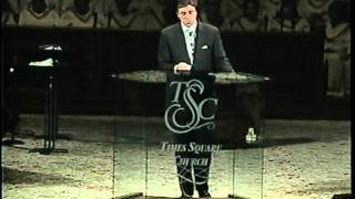 Run For Your Life , TSC ( Time Square Church ) Part 1 , Carter Preaching
