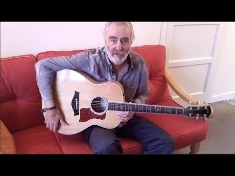 Both Sides of Tweed in CGCFGC on a Taylor Grand Orchestra guitar