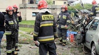 Katastrofa awionetki w Bielsku-Białej - 31.05.2014