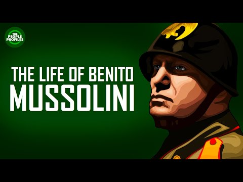 Mussolini Documentary - Biography Of The Life Of Benito Mussolini