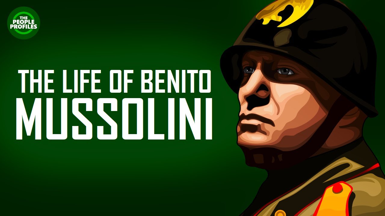 Mussolini Documentary – Biography of the life of Benito Mussolini