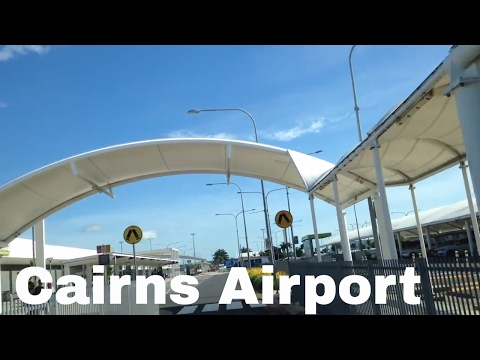 11 Minutes Cairns (CNS) Australia Airport Driving Directions