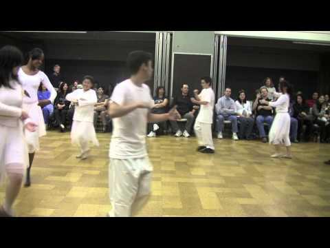 Dance Performance - 7th Grade