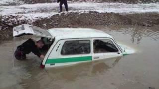 utopenie lada niva.wmv