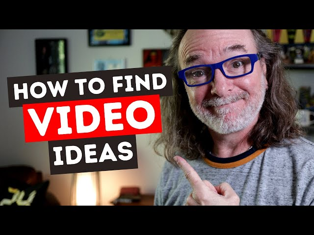 7 Easy Ways To Get Ideas For Your YouTube Videos - PLUS A Bonus Tip That May Surprise You!