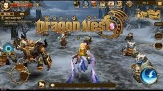 Final Test and Preview Feature in Game Dragon Nest Mobile Private