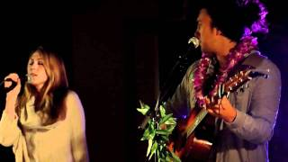 Colbie Caillat and Justin Young - Turn Your Lights Down Low - CLU - April 21, 2011