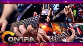 Repeat youtube video Contra: Boss Theme - Metal Cover