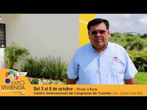 Grupo Provi presente en Expovivienda Yucatán 2019