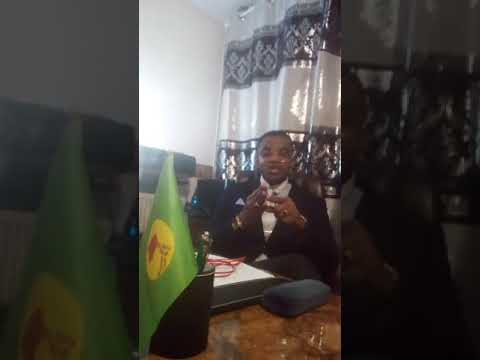 Conseil De Bienvenu Mbambalé Aux Patriotes Congolais