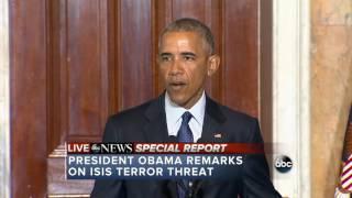President Obama Remarks on ISIS, Orlando Terror Attack