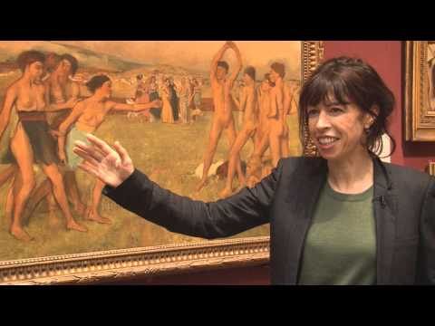 Cecily Brown on 'Young Spartans Exercising' by Hilaire-Germain-Edgar Degas