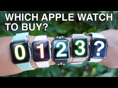 Which Apple Watch To Buy? 2018 | 4K