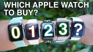 Which Apple Watch to Buy? | 4K