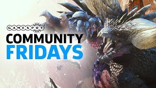 Monster Hunter World Holiday Event Update Gameplay Live