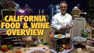 California Food & Wine Festival Overview with Chef John | Disney California Adventure