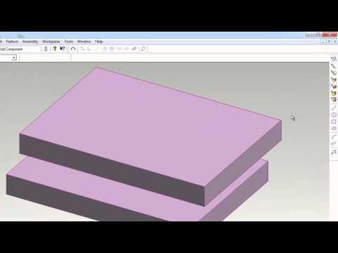 """บทที่ 2 การประกบชิ้นงาน: Angular """"Joining"""" of Steel/Timber ด้วยโปรแกรม ProDesktop (7/8)"""