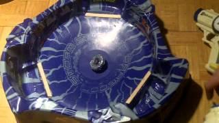 Beyblade BoB 60fps Dranzer Titan vs perseus392