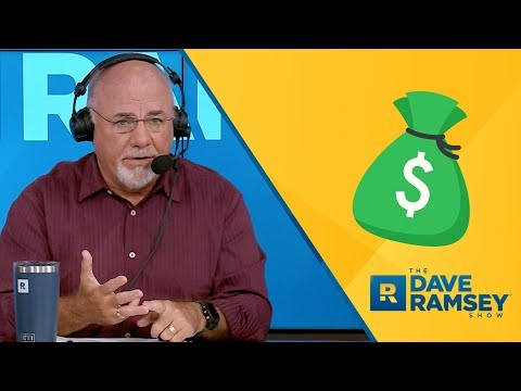 """Dave Ramsey Explains """"The Secrets Of The Rich"""""""