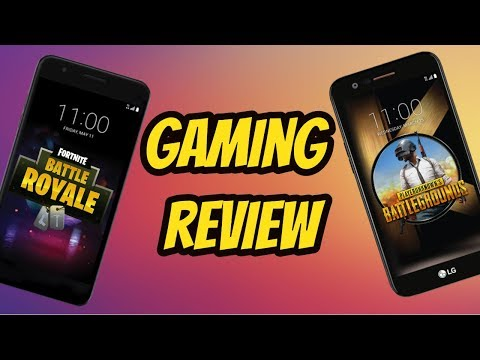 LG K30 Vs K20 GAMING Metro PCS By T-Mobile/Boost/Cricket)
