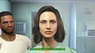 Fallout 4 E3 2015 Character Creator Gamplay Reveal Bethesda Conference Be3