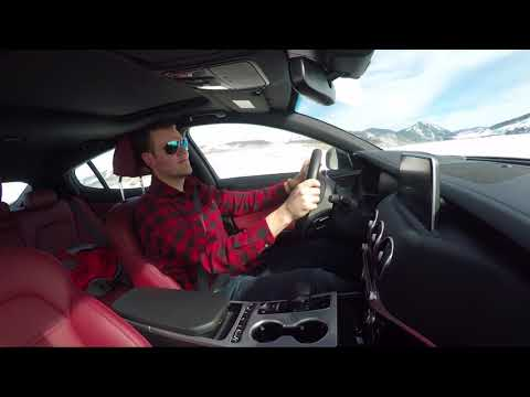 Stinger Goes West Road Trip | Driving the Kia Stinger GT from Colorado to Oregon