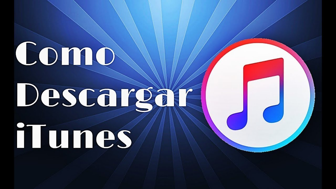 descargar itunes gratis para windows 7 en espanol