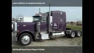 Peterbilt Trucks For sale